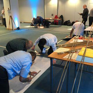 Catalyst Czech Republic - Team building - Briding The Divide