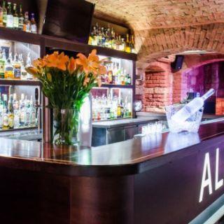 Alibi cocktail & music bar