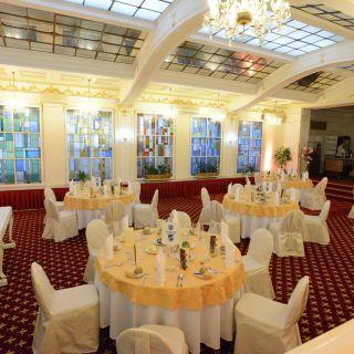 Hotel Ambassador - Zlatá Husa - Francouzská restaurace