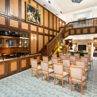 Art Nouveau Palace Hotel Prague - Gourmet Club Restaurant