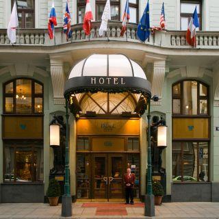 Art Nouveau Palace Hotel Prague