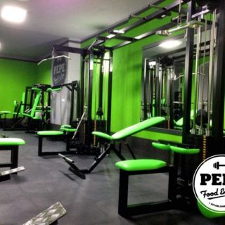 Restaurace PEPE Food & Gym