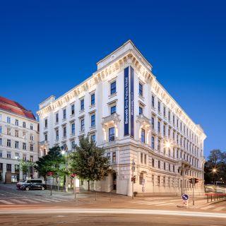 Barceló Brno Palace - Městský dvůr