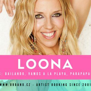 Urbano Artist Booking - Loona