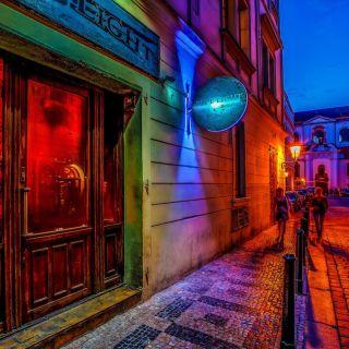 Bluelight Bar