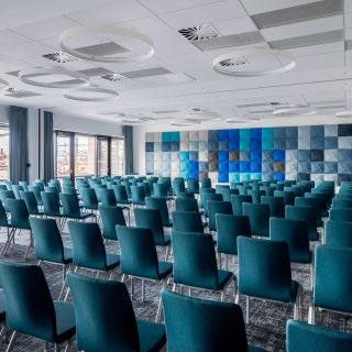 Courtyard by Marriott Brno - Ballroom Platinum 1+2+3