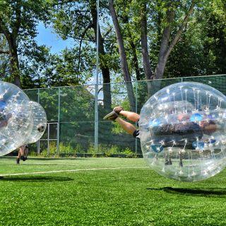 Bumper Balls - Zorbing fotbal