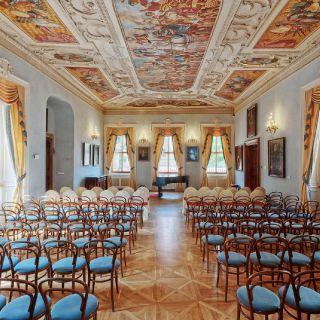 Lobkowiczký palác - Pražský hrad