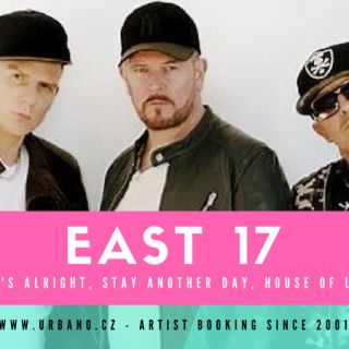 Urbano Artist Booking - EAST 17
