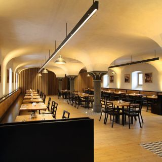 Hotel Kleis - Restaurace Sladovna