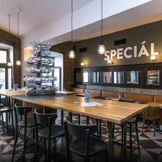 Restaurace SPECIÁL