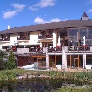 Jedinečná atmosféra Hotelu International****, Velká Lomnice, Slovensko