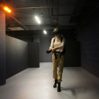 Herna - virtuální realita - Golem VR