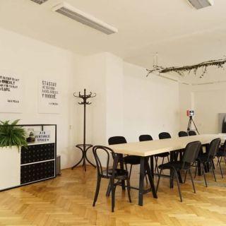Pražské kreativní centrum - Sály Air Ventures