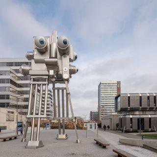 Czech Photo Centre - Robotická vinárna Cyberdog