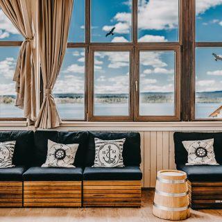 Hotel Resort Relax - Zasedací místnost Paluba
