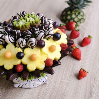 Ovocné kytice Frutiko