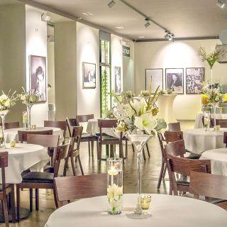 Café Louvre - Galerie kavárny Louvre