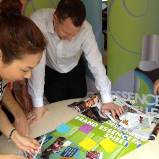 Catalyst Czech Republic - Team building - Essence of Excellence