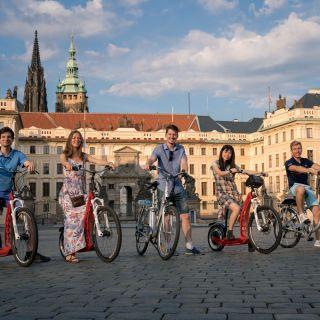 Vyjíždky na segway, e-scootrech, bike a e-bike