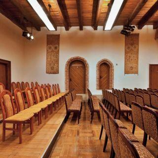 Stará radnice Brno - Ernův sál