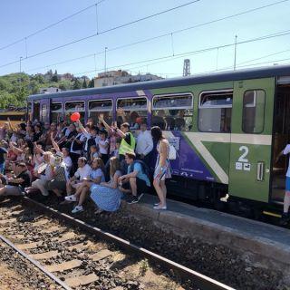 Event - zážitkový vlak