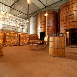 Distillery Land Rudolf Jelínek - Exkurzní trasa
