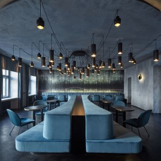 Moon Club & Lounge - Alchemist Lounge