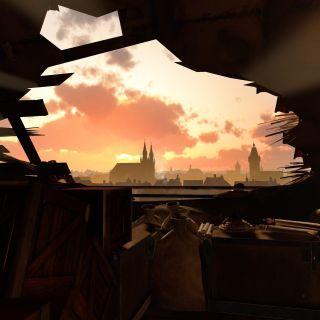 Herna - virtuální realita