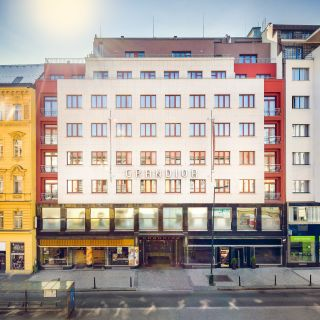 Grandior Hotel Prague - Sál Euforie
