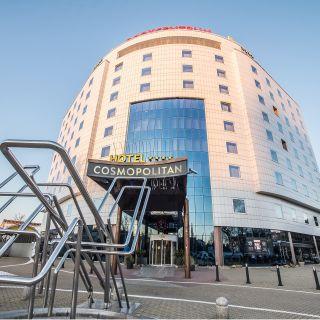 Hotel Cosmopolitan Bobycentrum - Salonek Budapešť