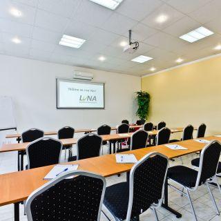 Konferenční hotel LUNA - Konferenční místnost Havlíčkův Brod