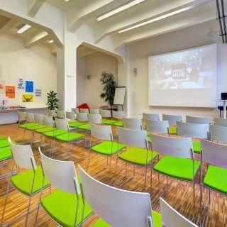 Impact Hub Praha D10