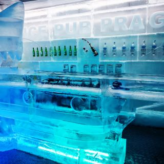 Ice Pub Prague