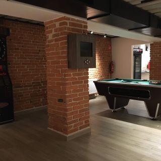 Bar Pohoda - Hlavní sál kulturního domu