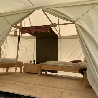 Medieval Glamour Camp