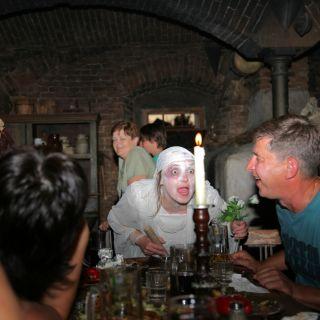 Středověká krčma Dětenice