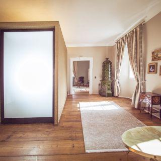 Zámek Mitrowicz - Ubytování na zámku