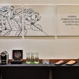 Botanique Hotel Prague - MAGNOLIA + JASMINE