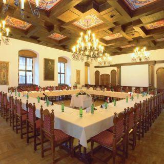 Hotel Růže - Jezuitský kongresový sál