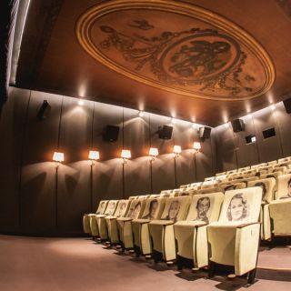Palác Lucerna - Malý sál kina Lucerna