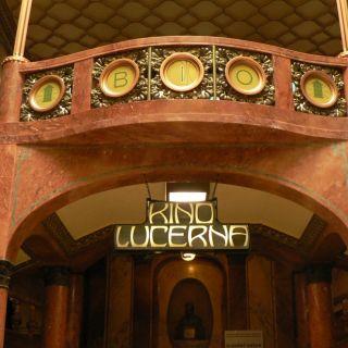 Palác Lucerna - Kino Lucerna
