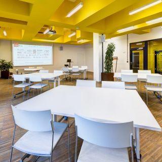 Impact Hub Brno - Konferenční místnost