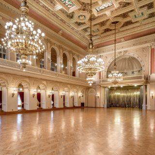 Palác Žofín - Velký sál