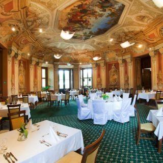 Zámek Liblice - Zámecká restaurace
