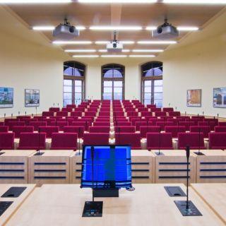 Zámek Liblice, konferenční centrum AV ČR - Konferenční sál