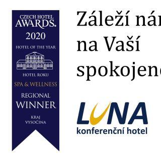 Konferenční hotel LUNA - Multifunkční hala Sázava