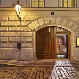 Mandarin Oriental Prague - Restaurace a bar Spices, vinný sklípek