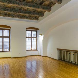 Stará radnice Brno - Místnost s nejstarším stropem