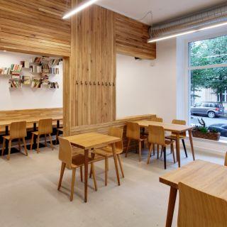 Kavárna Místo